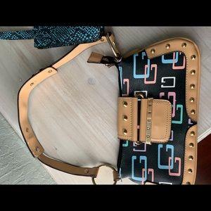 3 Guess purses, 1 Gucci wristlet , Zara purse